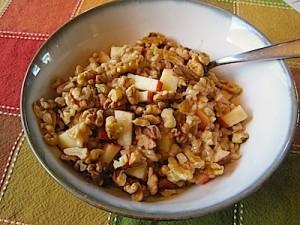 Apple Pie Rice
